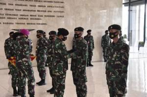 Panglima TNI Klaim Satgas Pamtas Atasi Kerawanan di Perbatasan RI-PNG