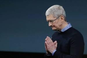 Bos Apple Tim Cook Sah Sandang Status Miliarder
