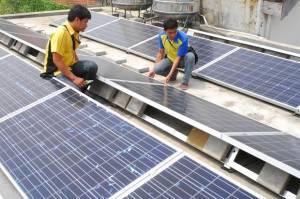 SUN Pasok Listrik Energi Tenaga Surya untuk Hunian