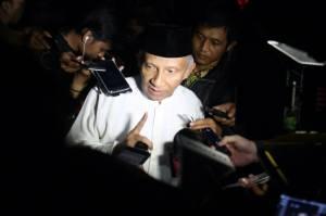 Amien Rais Nilai Separuh Menteri Jokowi Layak Direshuffle
