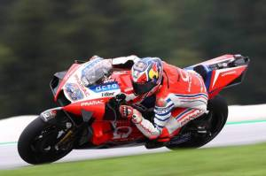 Hasil FP2 MotoGP Brno: Jack Miller Tercepat, Rossi Masuk 10 Besar