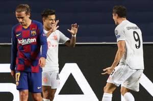 Mueller Sudah Punya Firasat Coutinho akan Hancurkan Barcelona