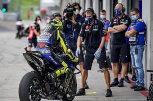 Duo Yamaha Beda Persiapan Jelang FP3-kualifikasi MotoGP Austria