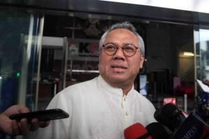 Arief Budiman Kena Covid-19, KPU Langsung Berlakukan WFH