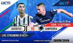 Preview Juventus vs Sampdoria: Sentuhan Pertama Pirlo