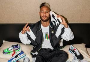 Nilai Sponsor Neymar Jr Kalahkan Messi dan Ronaldo