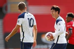 Rasakan Momen Bersejarah Bersama Tottenham, Son Sanjung Kane