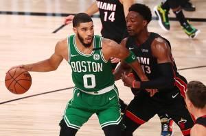 Final NBA Wilayah Timur: Celtics Curi Kemenangan atas Miami Heat