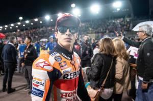 Menyoal Cedera Marc Marquez, Dokter Kawakan Italia Beda Pendapat dengan Rossi