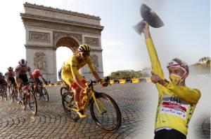 Tak Sekedar Juara, Pogacar Ukir Sejarah di Tour de France 2020