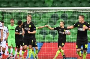 Petik Kemenangan, Krasnodar, Salzburg Dekati Fase Grup Liga Champions