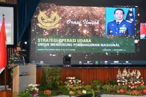 Danseskoau: Strategi Operasi Udara TNI AU Mendukung Pembangunan Nasional
