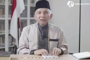 Luncurkan Buku, Amien Rais Minta Gaya Kepemimpinan Jokowi Berubah Total
