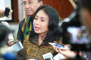 Menteri PPPA: Perempuan Berperan Besar Lindungi Keluarga dari Covid-19