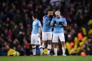 Manchester City Krisis Penyerang, Gabriel dan Aguero Cedera