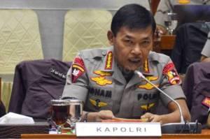 Kapolri Siap Copot Anggota Polisi Terlibat Politik