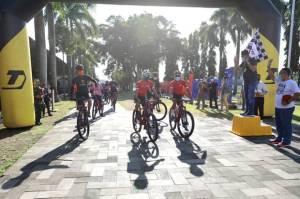 Tour de Borobudur 2020 Jadi Even Terlama Sepanjang Sejarah Sepeda
