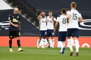 Gol Pinalti pada Akhir Laga Buyarkan Kemenangan Tottenham atas Newcastle
