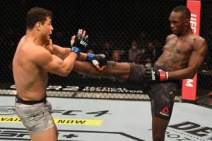 Adesanya Usai Menang TKO atas Paulo Costa: Saya 10 Langkah di Depan!
