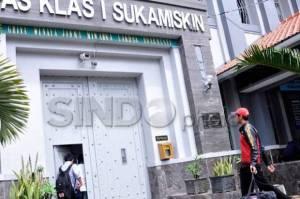 Eks Panitera PN Jakarta Utara Rohadi Dieksekusi ke Lapas Sukamiskin