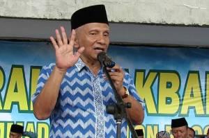 Alasan Amien Rais Bicara Nama Partai Baru di Hari Kebangkitan Pancasila