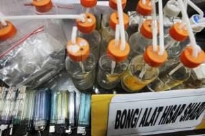 Presiden Diminta Beri Arahan Khusus Terkait Pemberantasan Narkoba