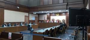 Jaksa Pinangki Tegaskan Tidak Pernah Menyebut Nama Jaksa Agung dan Mantan Ketua MA