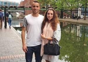 Rute Cardoso, WAGs Anyar Liverpool Kekasih Diogo Jota