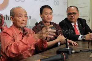 Syafii Maarif Imbau Demo Dilakukan Secara Damai