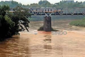 Sungai di Pulau Jawa Kritis, Jadi Tempat Pembuangan Limbah Pabrik
