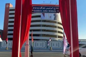 Tersimpan Harapan di Balik Nama Jalan Jokowi di Kota Abu Dhabi