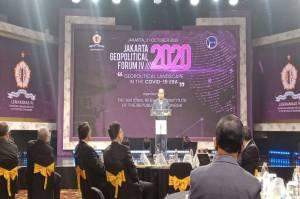 Gubernur Lemhannas Buka Jakarta Geopolitical Forum IV