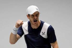 Andy Murray Kembali Dibekap Cedera