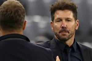 Dihancurkan Bayern Muenchen, Simeone Ogah Salahkan Pemain Atletico