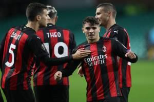 Kalahkan Celtic, AC Milan Masih Belum Terbendung di Liga Europa