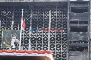 Bareskrim Hari Ini Tetapkan Tersangka Kasus Kebakaran Gedung Kejaksaan Agung