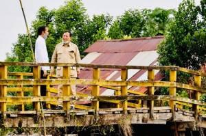 Prabowo Sebut Alutsista Kuat Tak Berarti jika Kebutuhan Pangan Tak Tercukupi