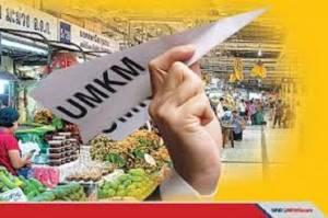Titah Jokowi: 40% Belanja K/L Harus Mengalir ke UMKM