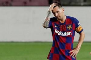 Jangan Biarkan Messi Akhiri Dahaga Gol di El Clasico