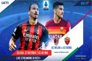 Jadwal Live Streaming RCTI Plus 25-27 Oktober, Ada Big Match Lho!