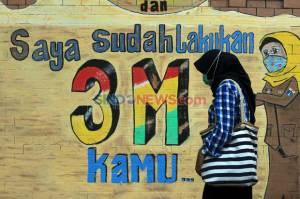 Puncak Pandemi Covid-19 di Indonesia Sulit Ditebak