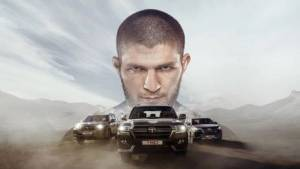 Cerita Unik di Balik Koleksi Mobil Khabib Nurmagomedov