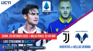 Preview Juventus vs Hellas Verona: Hasrat Besar Si Nyonya Tua