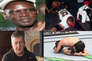Kisah Mengharukan Khabib Umumkan Pensiun Mirip dengan Michael Jordan