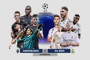 Preview Borussia Monchengladbach vs Real Madrid: Bidik Kemenangan Pertama