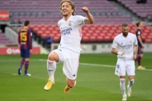 Modric Tidak Pede Ikuti Jejak Bale