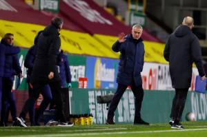 Hanya Menang 1-0 atas Burnley, Mourinho Sebut Nilainya Sama Seperti Saat Tottenham Hajar MU 6-1