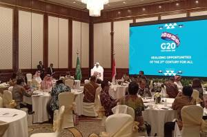 Ditunjuk Ketuai KTT G-20, Arab Saudi: Mewujudkan Peluang Abad 21