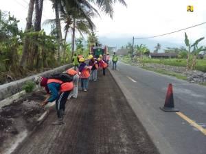 Kementerian PUPR Tingkatkan 7 Ruas Jalan KSPN Borobudur