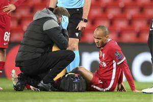 Fabinho Susul Van Dijk Cedera, Liverpool Krisis Bek Tengah